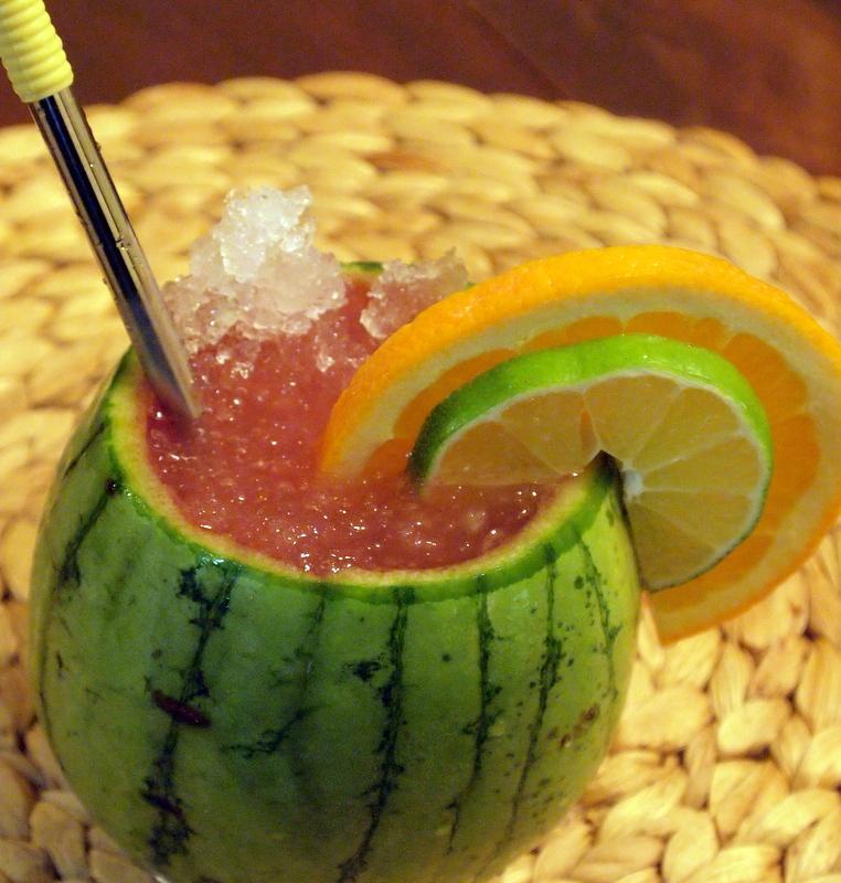 Watermelon Cachaça Smash by Coseppi Kitchen