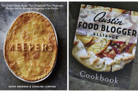 BookPeople Panel: Cookbook Author Caroline Campion with the AFBA