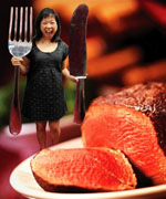 michelle_cheng_steak_eating_thumb
