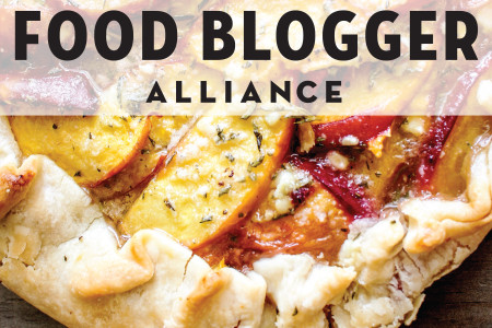 A peek at the AFBA cookbook cover, plus a list of recipe inside