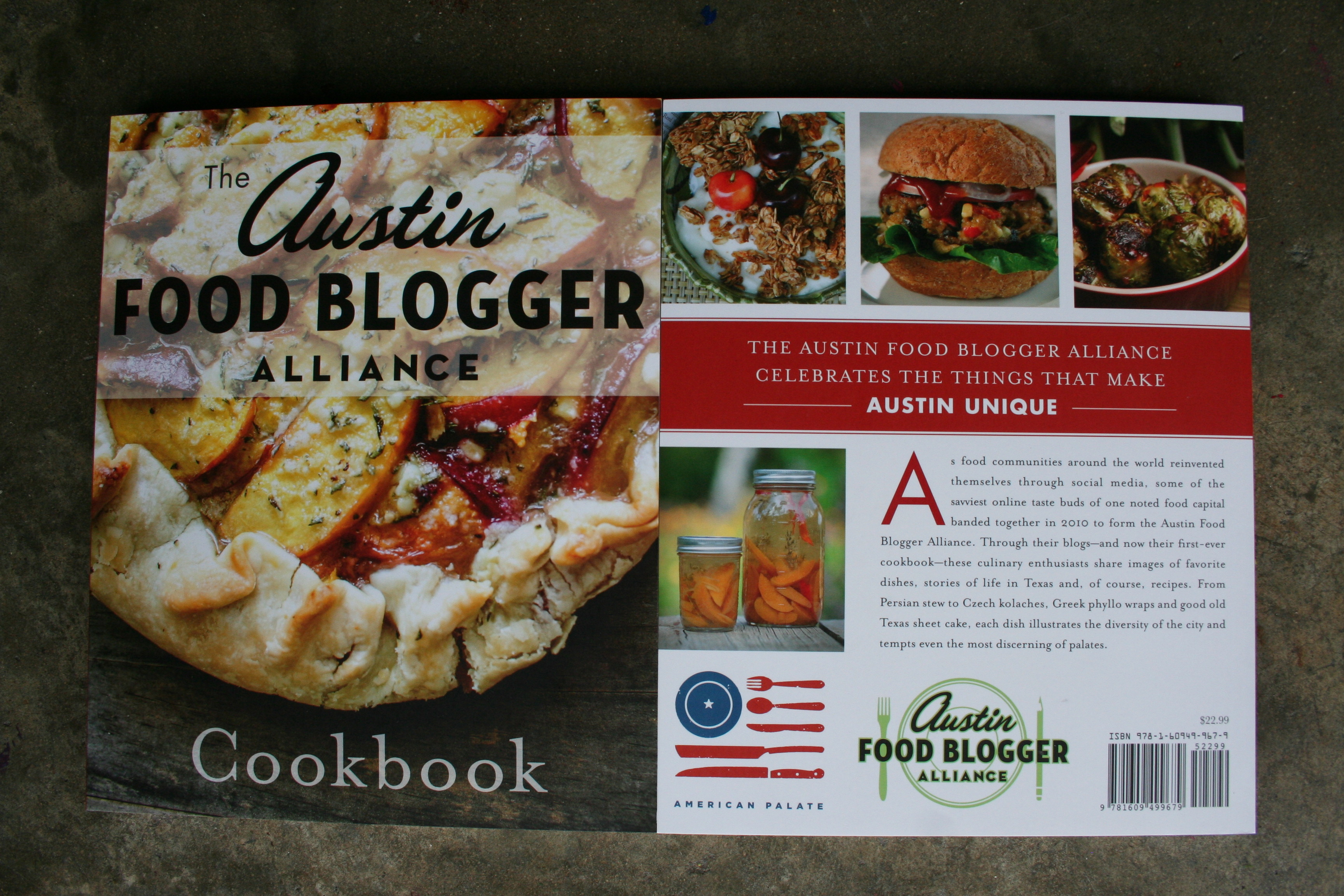 Time to celebrate the austin food blogger alliance cookbook is here on tuesday well celebrate with cookbook contributors afba members pre sale buyers and our cookbook sponsor the austin based cooking app cooking planit forumfinder Gallery