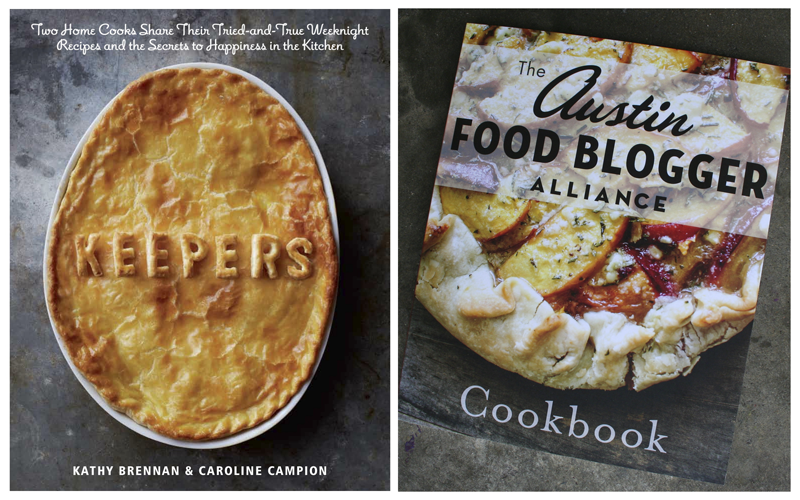 BookPeople Panel: Keepers and the Austin Food Blogger Alliance Community Cookbook