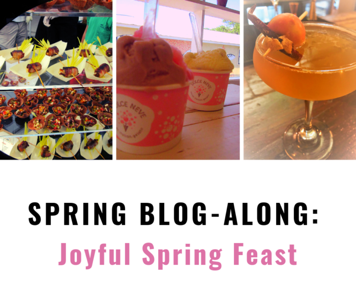 AFBA Member Blog-Along: Joyful Spring Feast