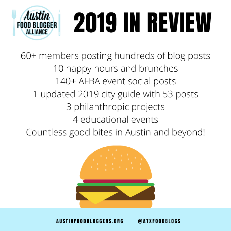 AFBA 2019 Year in Review