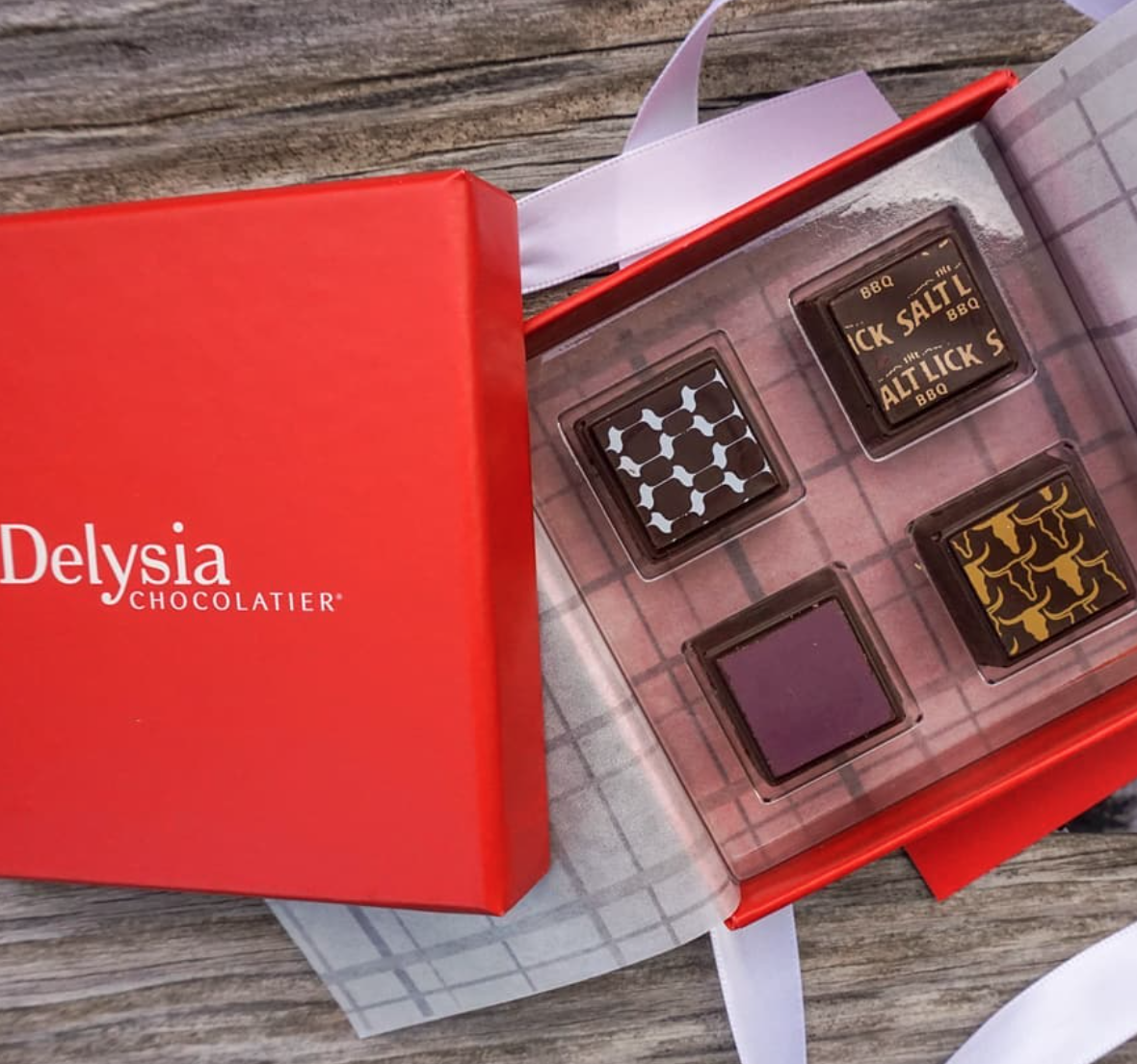 AFBA Virtual Chocolate Tasting with Delysia Chocolatier