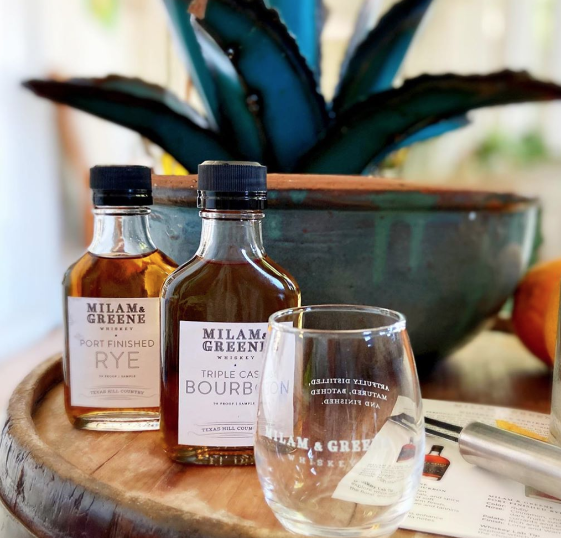 AFBA Virtual Happy Hour with Milam & Greene Whiskey