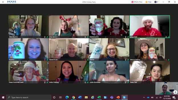 AFBA Virtual Holiday Party