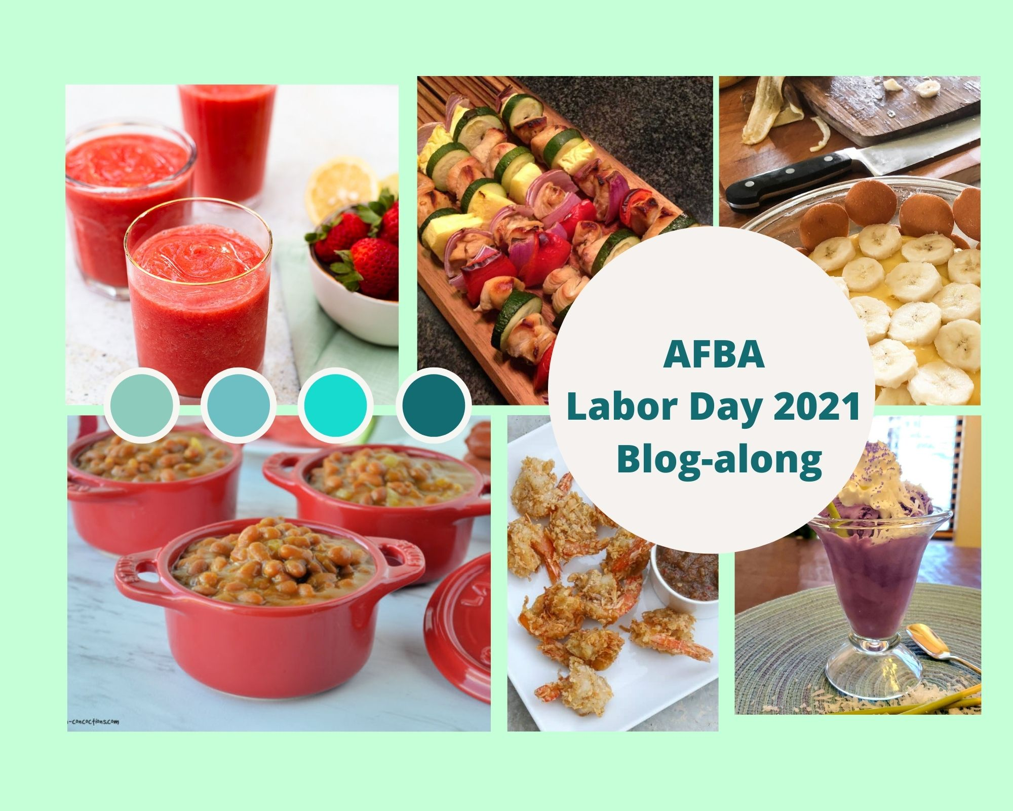 Austin Food Bloggers Cook Up a Good Time for Labor Day 2021